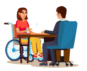 Accommodating people with disabilities speed dating coupon